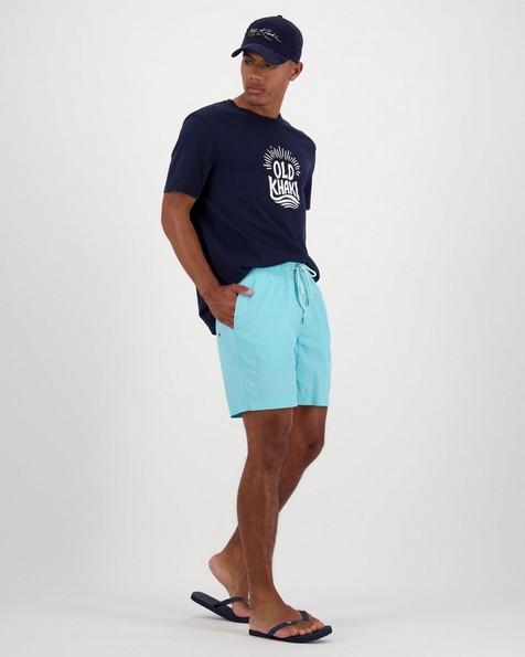 Old Khaki Men's Bash Swim Short -  aqua