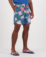 Old Khaki Men's Tsepho Swim Short -  blue