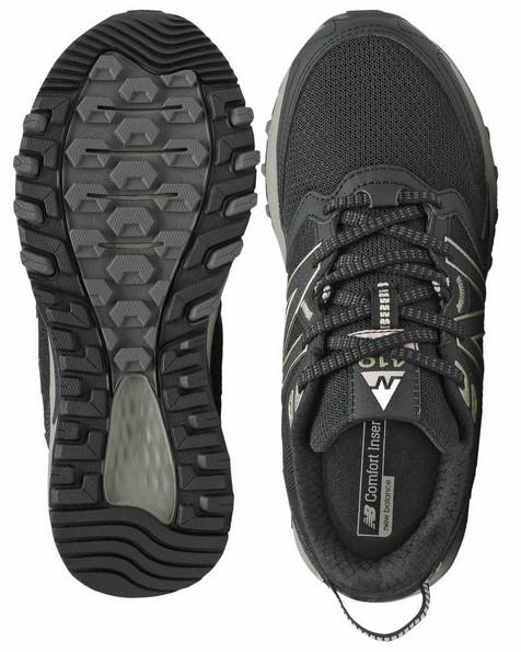New Balance 410 Trail v7 W -  black