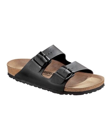 Birkenstock Men's Arizona Birko-Flor® Sandal -  black