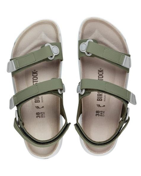 Birkenstock Women's Kalahari Birko-Flor® Sandal -  olive