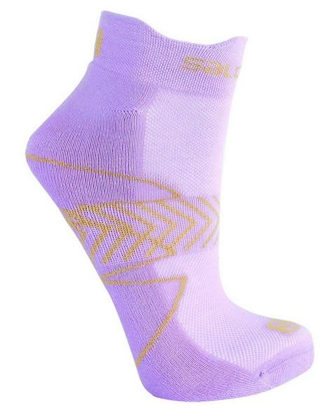 The Salomon Women's Sonic Sock (3-Pack) -  assorted
