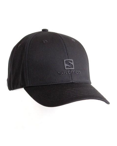 Salomon Adjustable Cap -  black