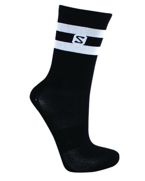 Salomon Men's Core Crew Sock -  black