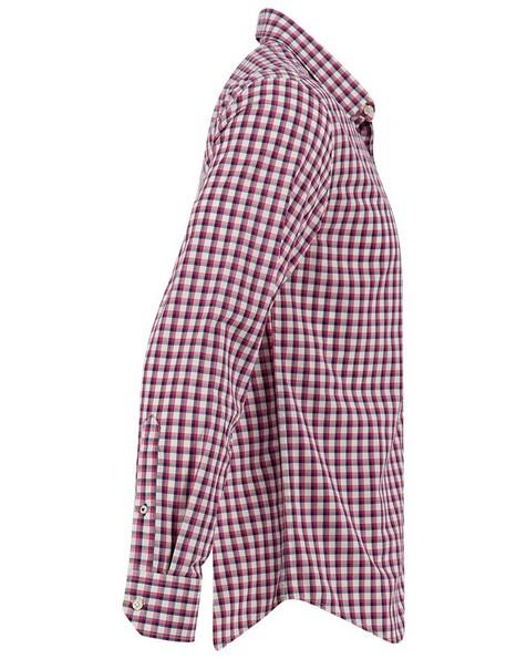 Old Khaki Men's Gareth Shirt -  red