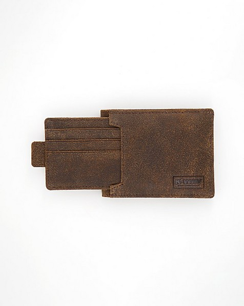 K-Way Elements Men's Clarens Wallet -  chocolate