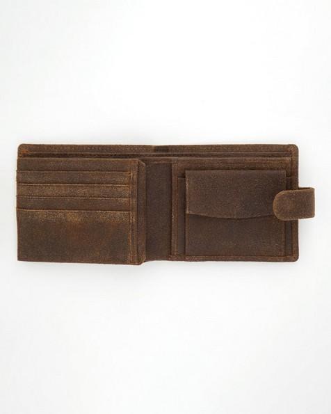 K-Way Elements Men's Kruger Wallet -  chocolate