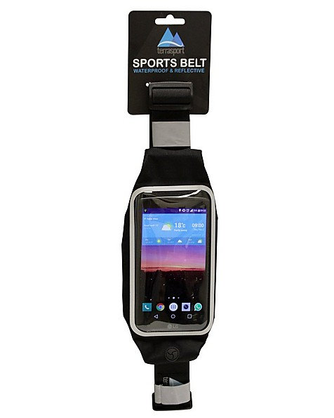 Terrasport Sports Waist Belt -  black