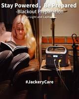 Jackery Explorer 250 Portable Power Station -  black