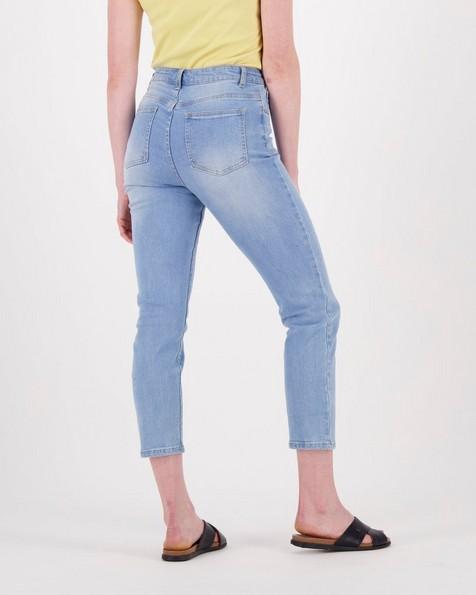 Rare Earth Women's Zahara Straight Leg -  lightblue