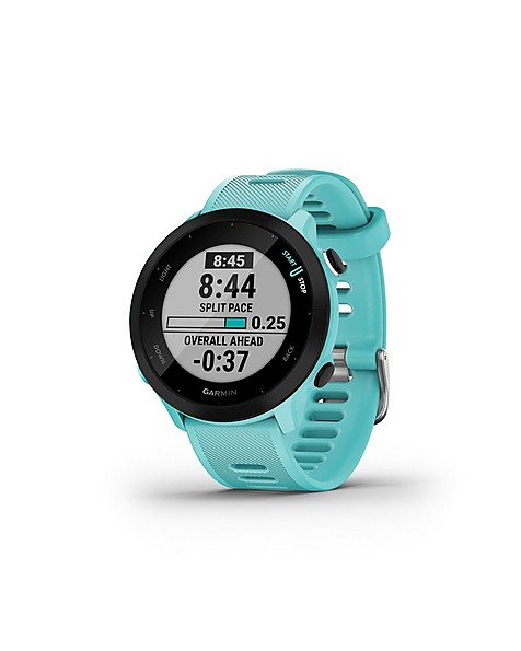 Garmin Forerunner® 55 Running Smartwatch -  aqua