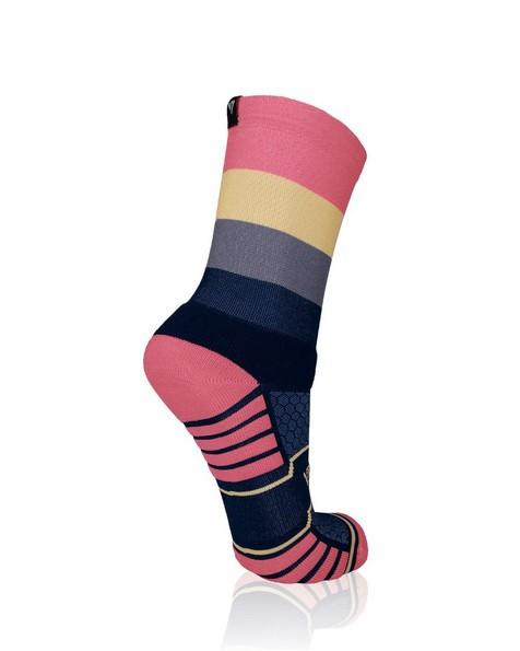 Versus Trail Running Socks -  pink