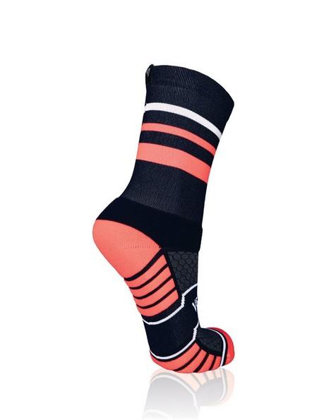 Versus Trail Running Socks -  coral