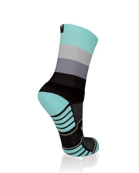 Versus Trail Running Socks -  mint