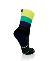 Versus Trail Running Socks -  yellow