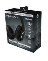 Volkano Phonic Wireless Bluetooth Headphones -  black