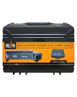 Alva BBQ Canister Cooker with Carry Case -  nocolour