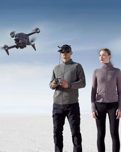 DJI FPV Drone Combo -  black