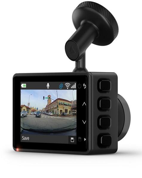 Garmin Dash Cam 67W -  black