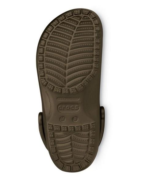 Crocs Men's Bogota Clog -  chocolate