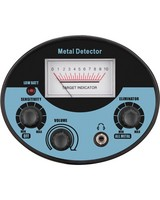 Barska Winbest D-80 Metal Detector -  black