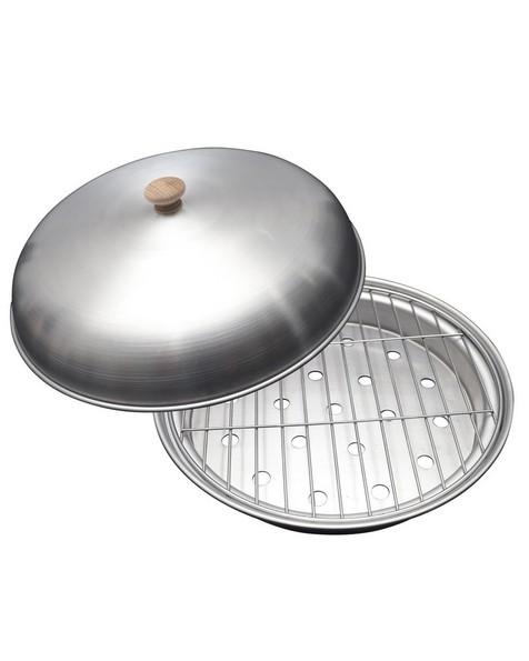 LK's Pizza Grill with Braai Dome -  nocolour
