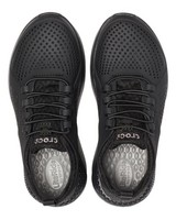 Crocs Kids LiteRide Pacer -  black