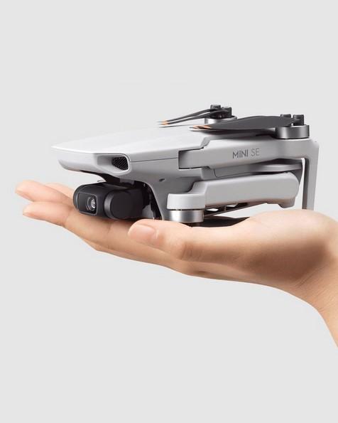 DJI Mini SE Flymore Combo -  grey