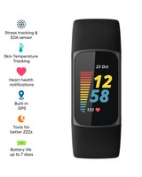 Fitbit Charge 5 -  black