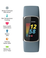 Fitbit Charge 5 -  blue