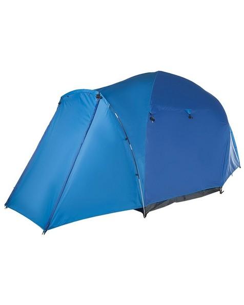 K-Way Horizon 6 Person Tent -  blue