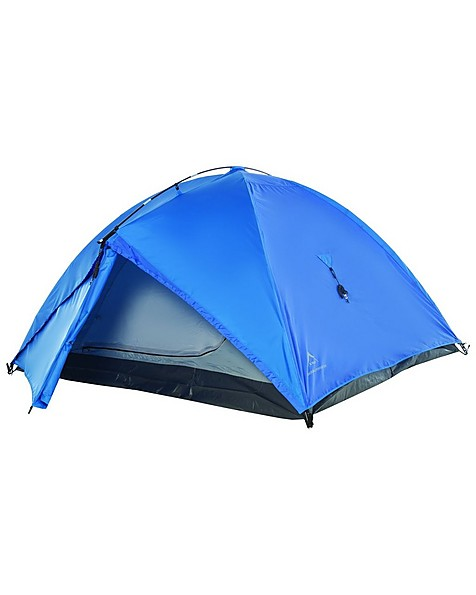 K-Way Panorama 3 Person Tent -  blue