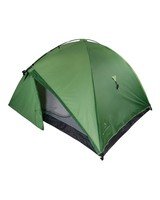 K-Way Panorama 3 Person Tent -  green