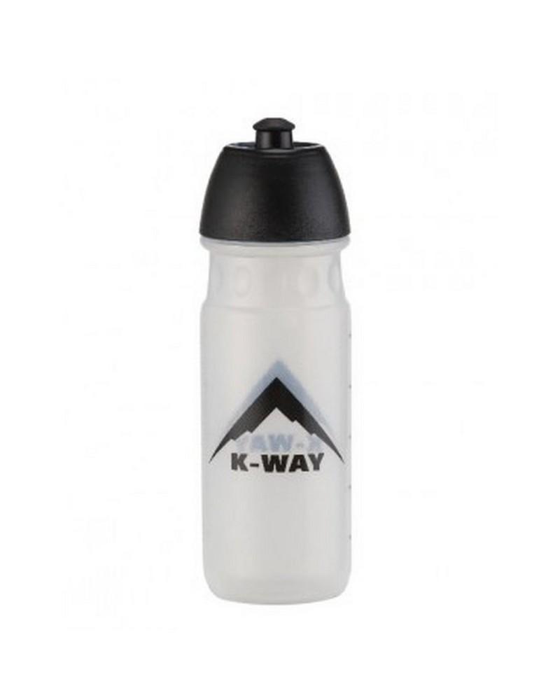 K-Way Water Bottle 750ml -  black