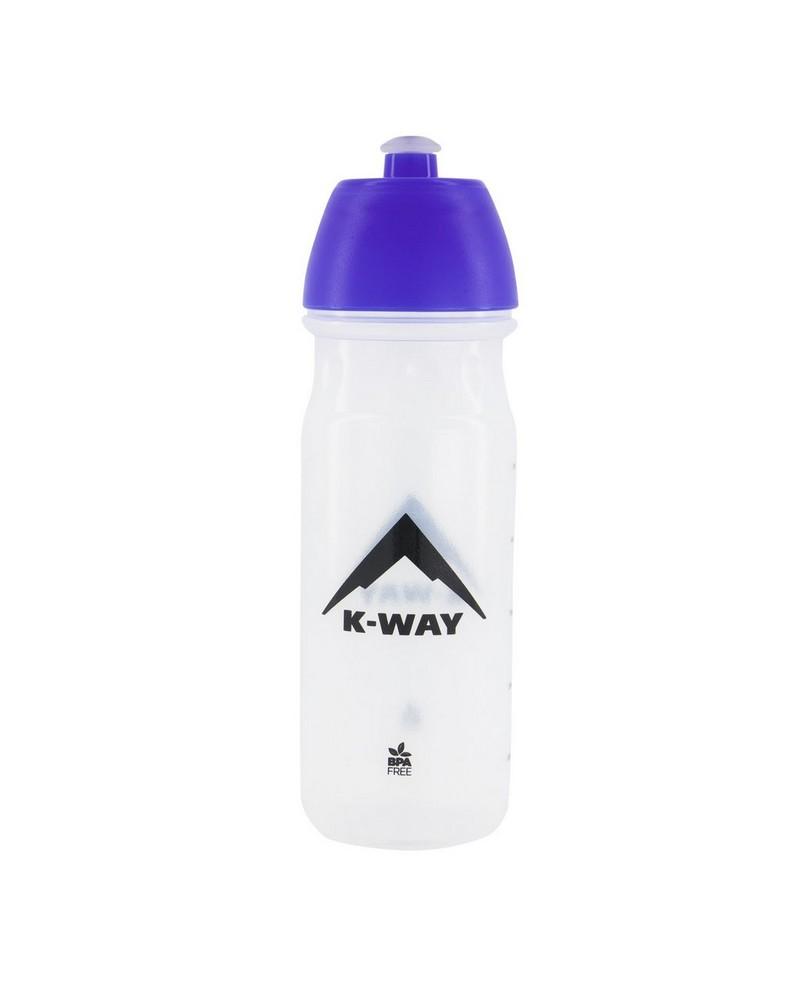 K-Way Water Bottle 750ml -  blue