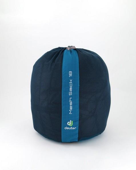 Deuter Mesh Sack 18 -  grey-turquoise