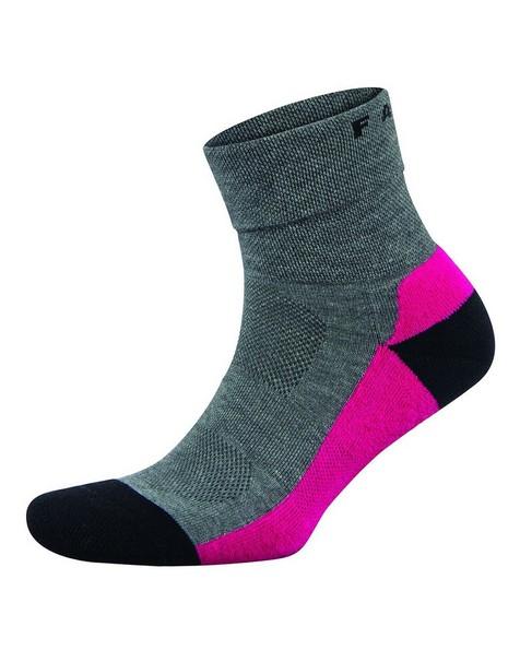 Falke Women's Drynamix Hiker Socks -  grey-pink