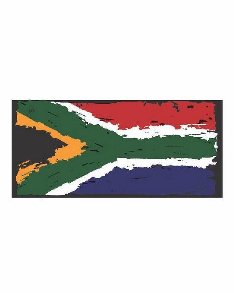 Buff® Unisex Custom SA Flag Buff -  assorted
