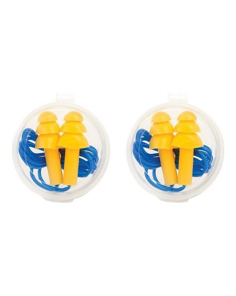 Cape Union Silicon Ear Plugs -  nocolour