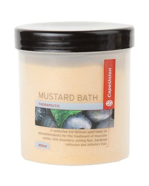 Cape Union Mustard Bath  -  nocolour