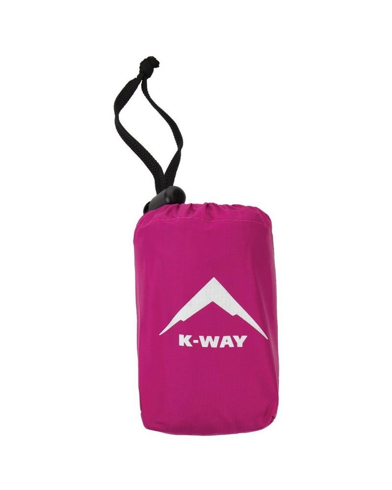 K-Way 65-80L Rain Cover III -  berry