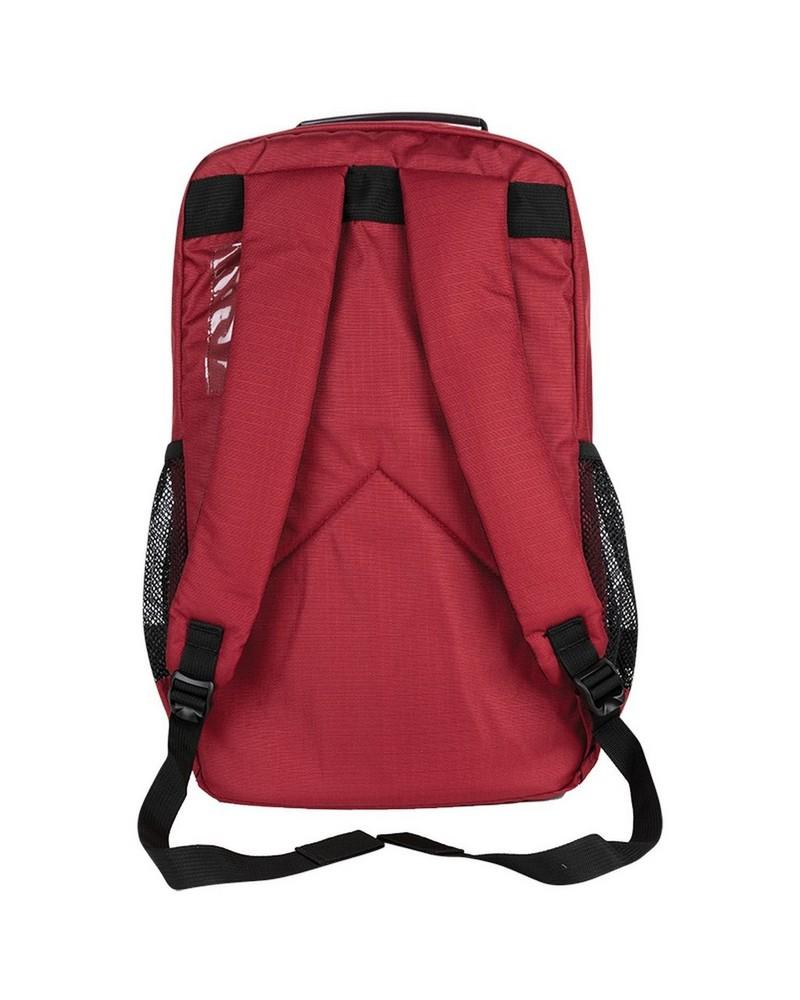 K-Way School Daypack -  burgundy