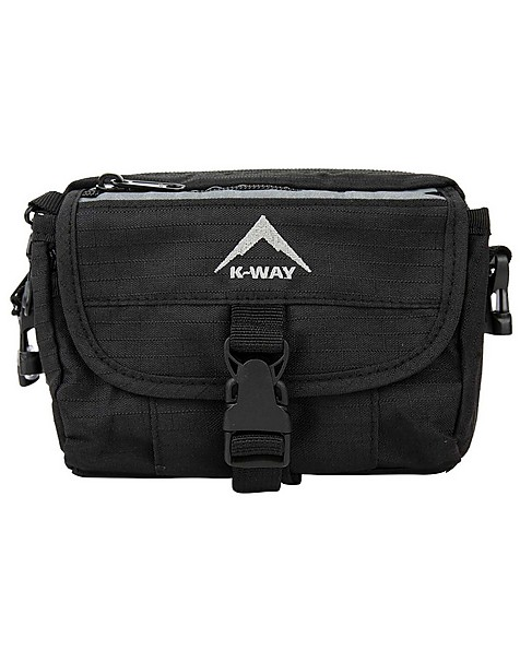 K-Way Explorer Pouch -  black