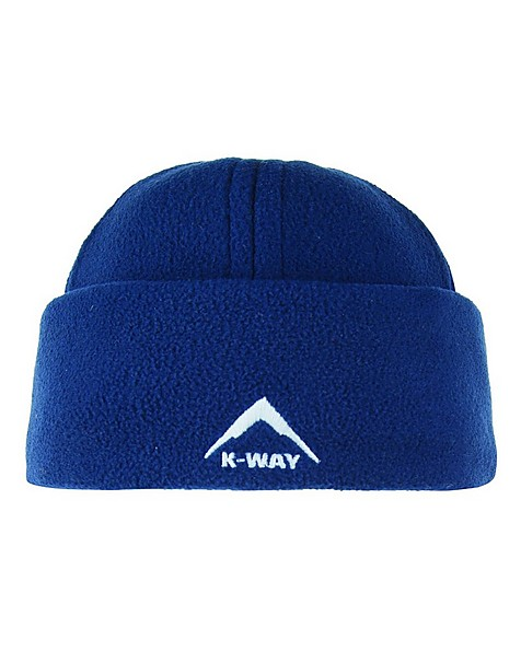 K-Way Unisex Fleece Beanie -  navy
