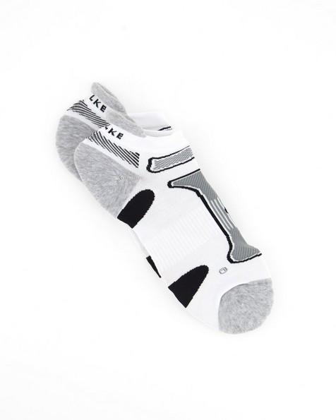 Falke Unisex Ultra Lite Socks -  white-grey
