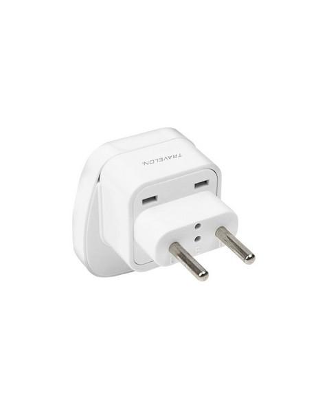 Travelon Europe Adapter Plug -  nocolour