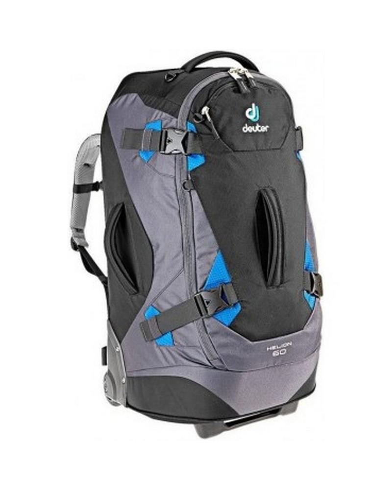 Deuter Helion 60L Luggage Bag -  black-blue