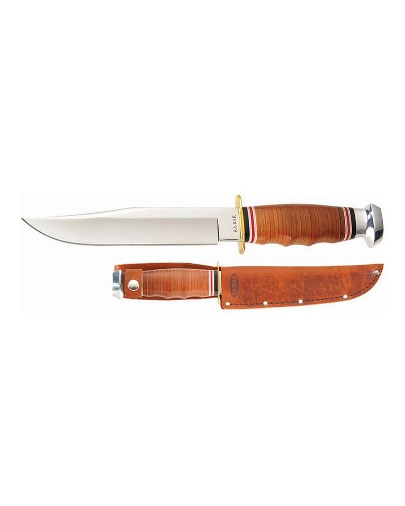Ka-bar Bowie Knife -  nocolour