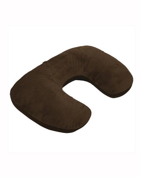 Cape Union Convertible Pillow -  brown