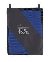 K-Way Microfibre Trek Towel (Extra-Large) -  royal-royal